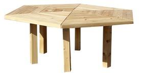 Stół ogrodowy PAWEŁ NIE IMPREGNOWANY