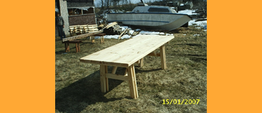 sklep.ogrod-meble.pl - zobacz galerię i nasze realizacje stoły ogrodowe klatki woliery ławki i wiele więcej